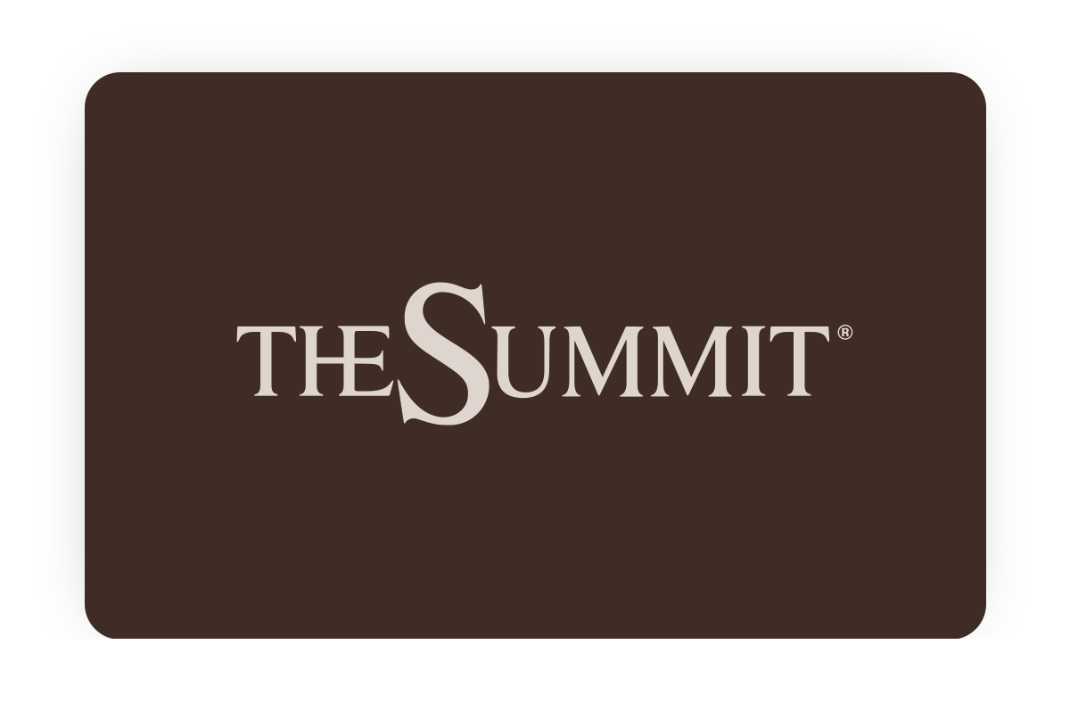 The Summit Gift Card