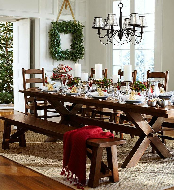holiday table decorating class at pottery barn the summit at fritz